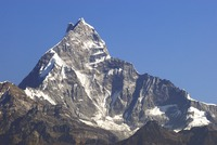 Machapuchare photo