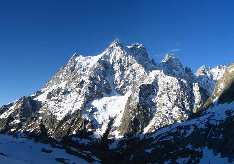 Mont Pelvoux weather