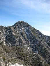 Strawberry Peak photo