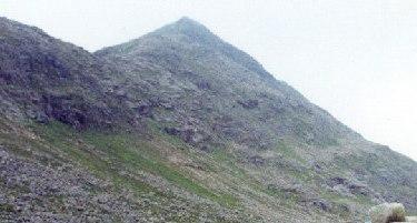Sgor an Lochain Uaine weather