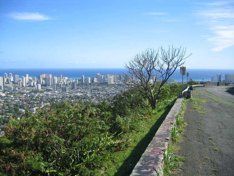 Tantalus (Oahu) weather