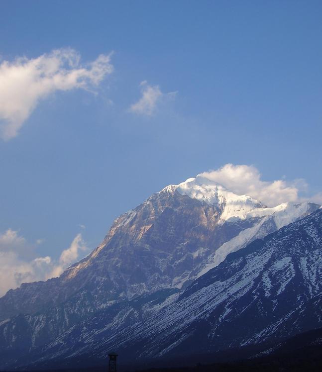 Mount Pandim weather