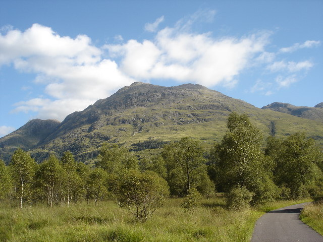 Beinn Sgulaird weather