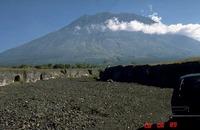 Mount Agung photo