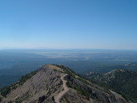 Mount Washburn photo