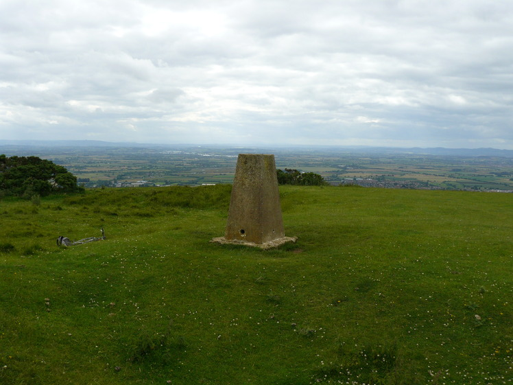 Cleeve Hill weather