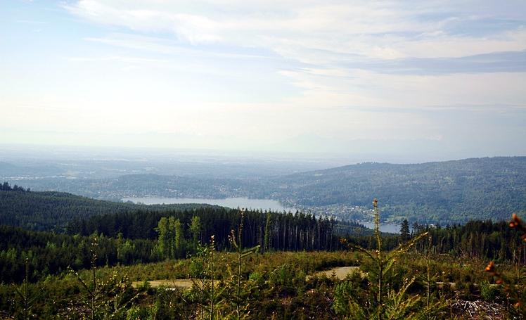 Galbraith Mountain weather