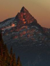 Sloan Peak photo