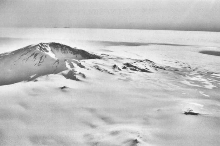 Mount Sidley weather