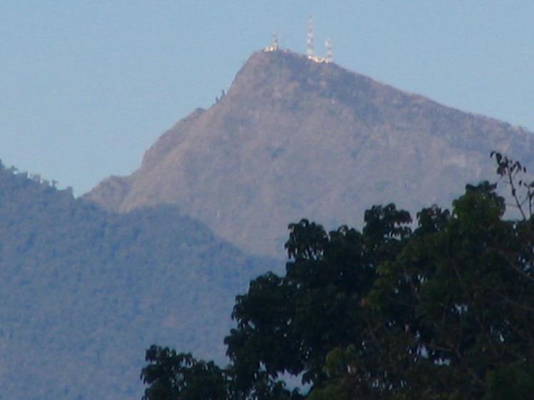 Mount Kitanglad weather