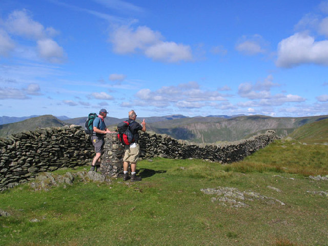 Kentmere Pike weather
