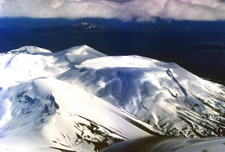 Mount Tongariro weather
