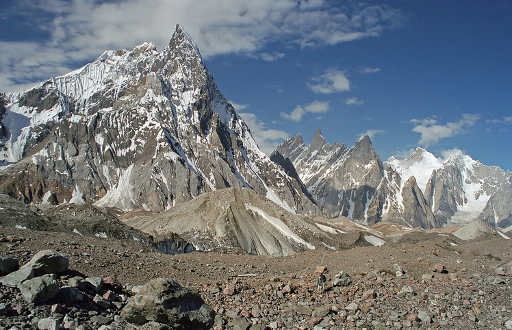 Mitre Peak, Pakistan weather
