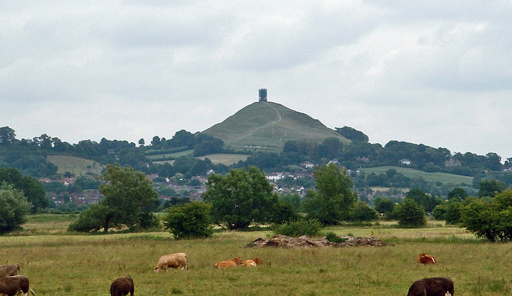 Glastonbury Tor weather