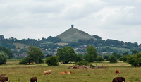 Glastonbury Tor photo
