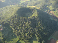 Santa Margarida Volcano photo