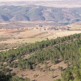 Sierra de Santa Cruz, Aragon