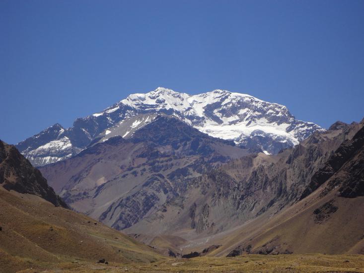 Aconcagua Mountain Information