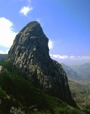 Roque de Agando photo
