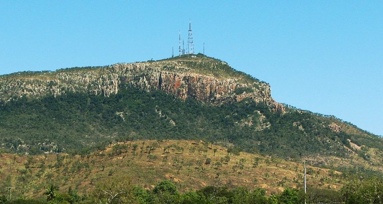 Mount Stuart, Queensland weather