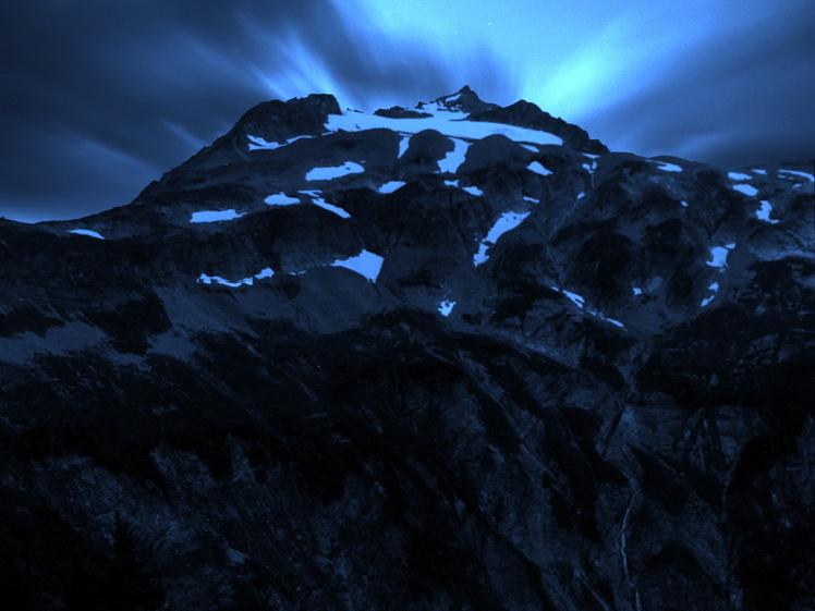 Sahale Mountain weather