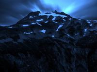 Sahale Mountain photo