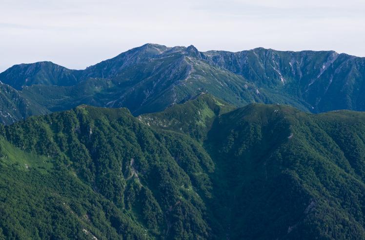 Mount Kisokoma weather