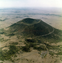 Raton-Clayton volcanic field photo