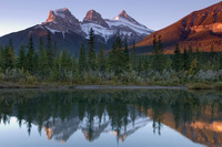 Three Sisters (Alberta) photo