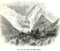 Mount Dzhimara photo