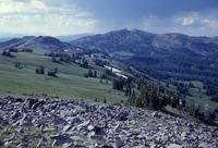 Gray Peak (Wyoming) photo