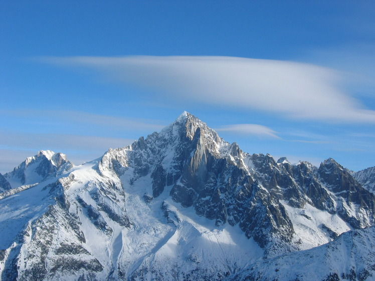 Aiguille Verte weather