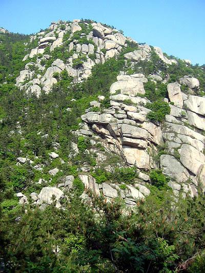 Mount Lao (崂山) weather