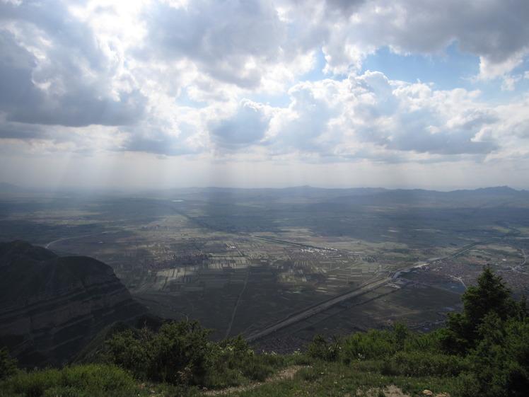 Mount Heng (恒山) weather
