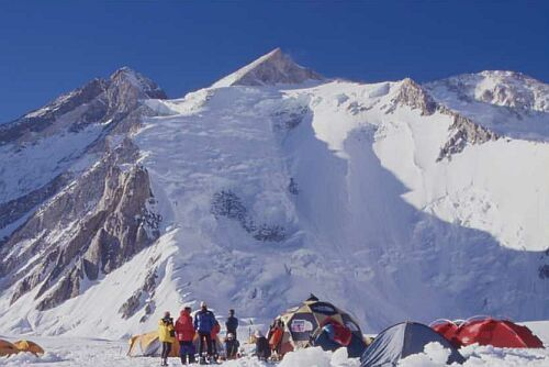 Gasherbrum II weather