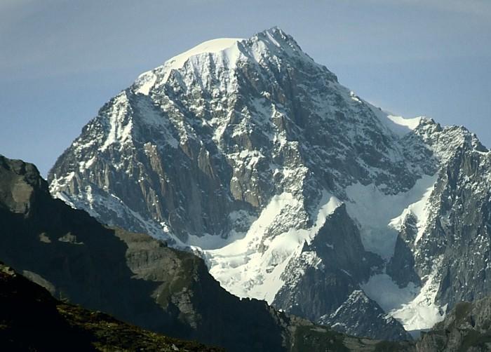 Mont Blanc de Courmayeur Mountain Information