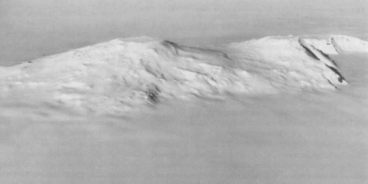 Mount Steere weather