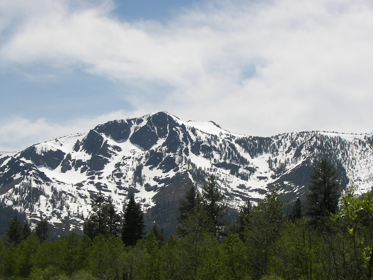 Mount Tallac weather