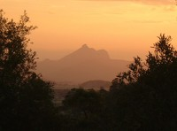 Mt Warning photo
