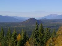 Wells Gray-Clearwater volcanic field photo