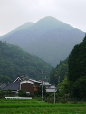 Mount Shirakami photo