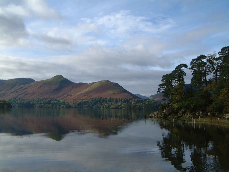 Catbells weather