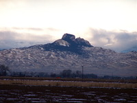 Heart Mountain (Wyoming) photo