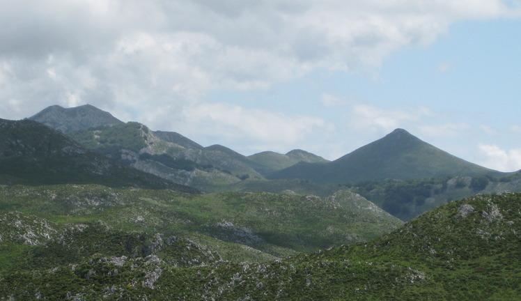 Sierra de Cuera weather