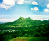 Olomana (mountain) photo