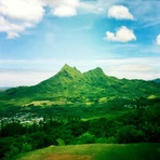 Olomana (mountain)