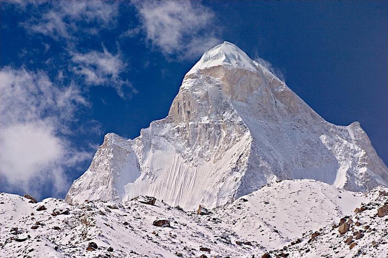 Shivling (Garhwal Himalaya) Mountain Information