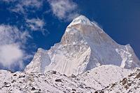 Shivling (Garhwal Himalaya) photo