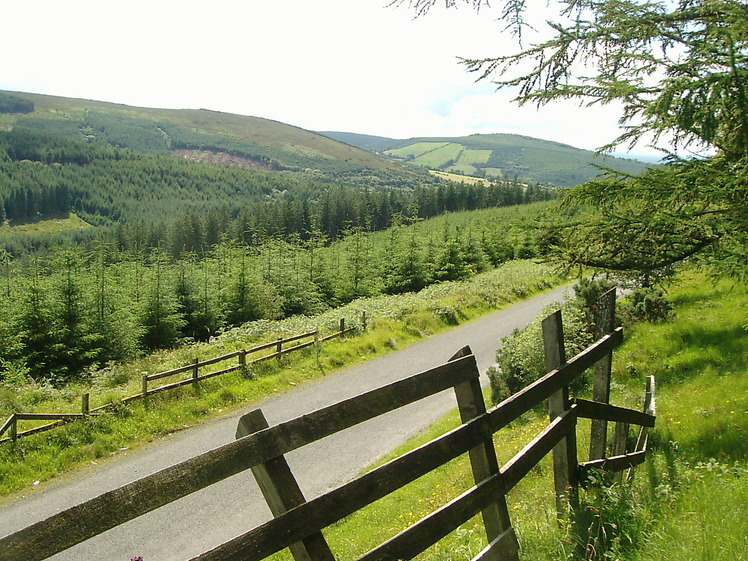 Slieve Bloom Mountains weather