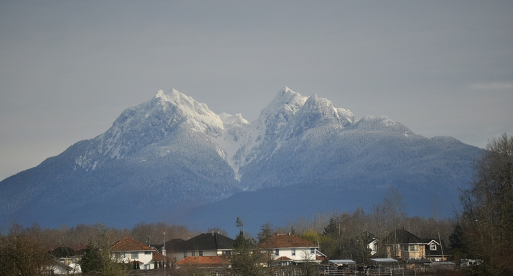Golden Ears (peaks) weather